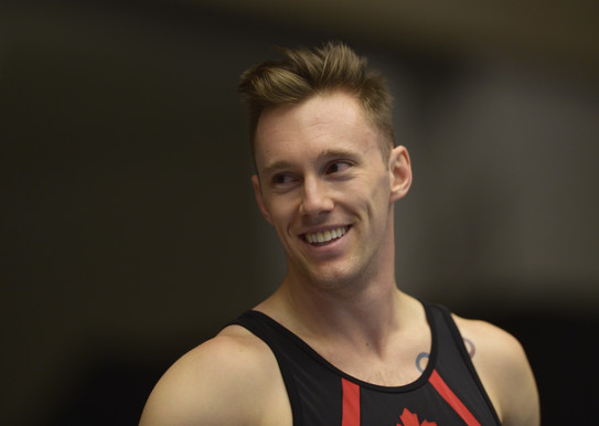 Trampoline gymnast Jason Burnett heading to third Olympic Games