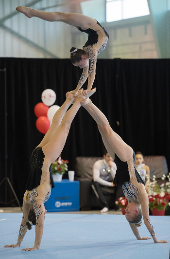 Gymnastics Canada: From here, we soar