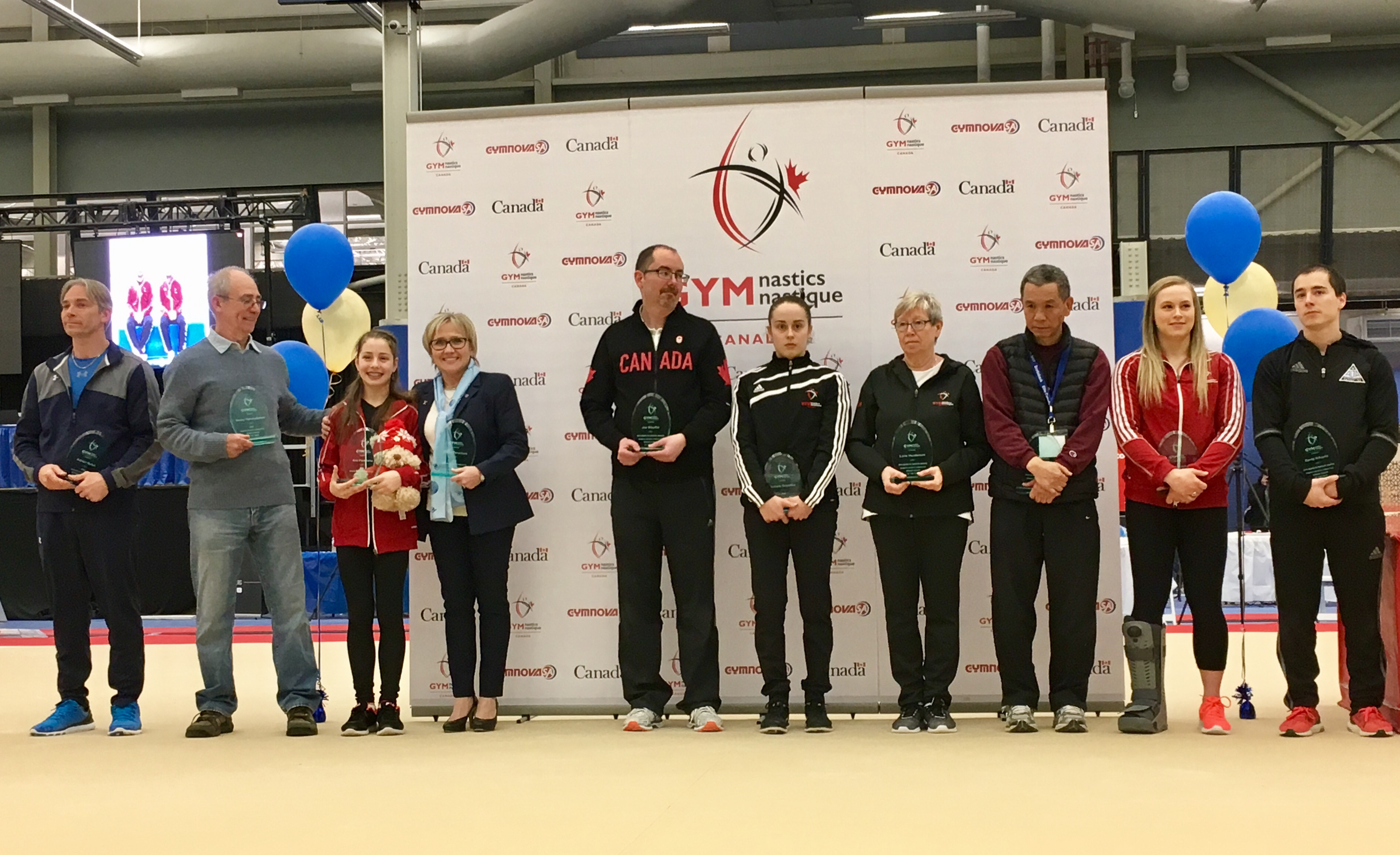 Artistic Gymnastics Athletes & Coaches of the Year Announced for 2016