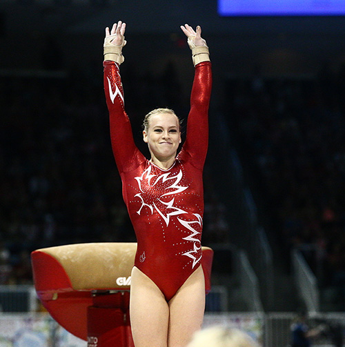Canada's best artistic gymnasts to converge on Halifax for the  2016 Elite Canada competition