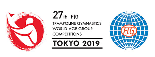 Announcing the Canadian team for the 2019 Trampoline Gymnastics World Age Group Competition