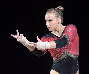 Strong Canadian artistic gymnastics team aiming for multiple podiums at Gold Coast Games