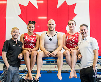 Canadian trampoline gymnastics athletes announced for 2017 World Games