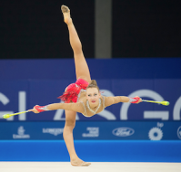 Bezzoubenko looking for third straight national title at Canadian rhythmic gymnastics championships