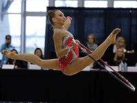 Bezzoubenko sweeps gold at Canadian rhythmic gymnastics championships