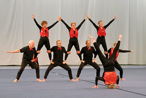 Be inspired by the Dynamos! #AgeIsOnlyANumber