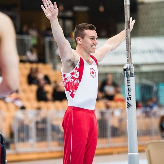 Cournoyer finishes fifth in pommel horse final at Challenge Cup
