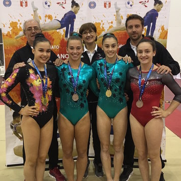 Seven medals for Canadian artistic gymnasts at Sr. Pan American Championships