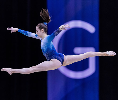 Four Medals for Canadian Artistic Gymnasts at the 2018 International Gymnix