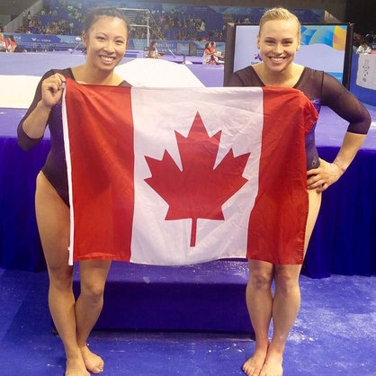 Black captures bronze medal in all-around final at FISU Games