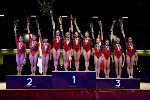 Four medals for Canada on day one at 2017 International Gymnix
