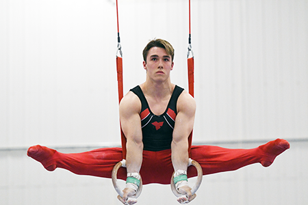 Zakutney uses hometown advantage to claim first senior title at 2019 Artistic Gymnastics Canadian Championships