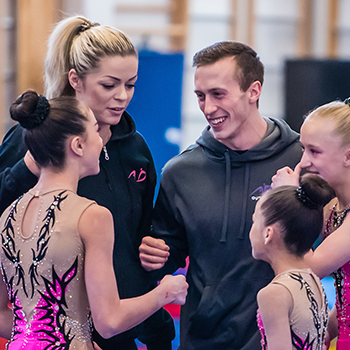 Gymnastics Canada launches Values-Based Coaching Module during National Coaches Week